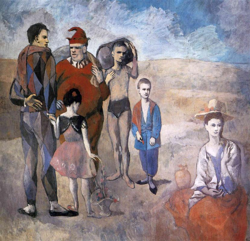 picasso-family-of-acrobats